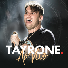 Capa do CD Tayrone  - Ao Vivo