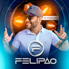 Capa do CD FELIPÃO - PROMOCIONAL DE ABRIL