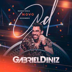 Capa do CD Gabriel Diniz - Repertório Dezembro 2018