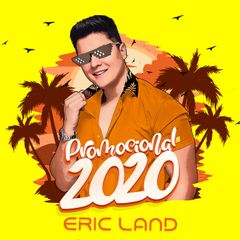 Capa do CD Eric Land - Promocional 2020