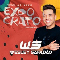 Capa do CD Wesley Safadão - Repertório Novo - ExpoCrato 2019