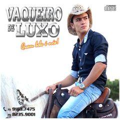 bf3e477ad0f VAQUEIRO DE LUXO VOL.2 - QUEM BEBE É NÓS (2016) - Arrocha - Sua Música
