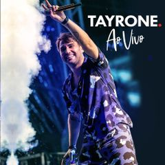 Capa do CD Tayrone Ao Vivo 2019