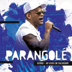 Capa do CD PARANGOLÉ | VERÃO AO VIVO EM SALVADOR