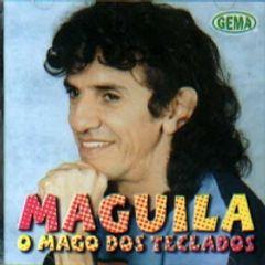 Resultado de imagem para cantor Maguila, o Mago dos Teclados