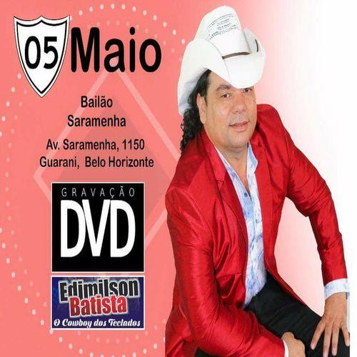 Edimilson Batista Audio Do Dvd Vol 6 2019 Forro Sua Musica