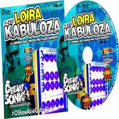 CD F-250 LOIRA KABULOZA _Vol-01 - DJ SONIC MA - O Principe