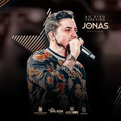 Capa do CD Jonas Esticado - Ao Vivo Em Teresina-PI FEV/20