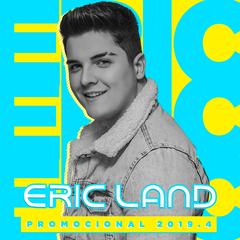 Capa do CD Eric Land - Promocional 2019.4