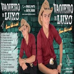 e8f79775b68 VAQUEIRO DE LUXO - MUSICAS NOVAS VAQUEJADA - Sertanejo - Sua Música