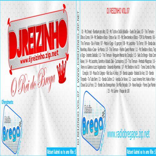 DJ REIZINHO - VOLUME 07 - Brega - Sua Música