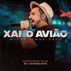 Capa do CD CD Xand Avião - Micaranhas 2018