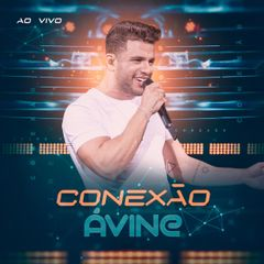 Capa do CD Conexão Avine Vinny