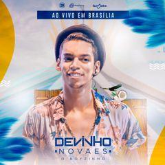 Capa do CD DEVINHO NOVAES - PROMOCIONAL AO VIVO EM BRASÍLIA-DF
