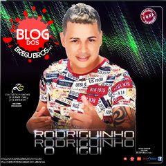Rodriguinho - CD Promocional (2019) - Brega - Sua Música
