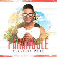 Capa do CD Banda Parangolé | CD PLAYLIST 2018