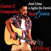JOSÉ LIMA O AGITO DO FORRÓ vol 05
