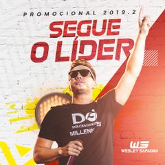 Capa do CD Wesley Safadão - Promocional 2019.2 - #SegueOLíder