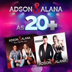 Adson Alana As 20 2015 Sertanejo Sua Musica