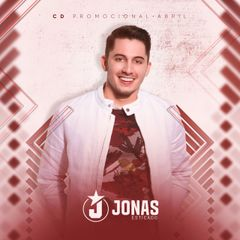 Capa do CD Jonas Esticado  Promocional - Abril- 2018