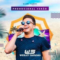 Capa do CD Wesley Safadão - Promocional Verão 2019 - #SegueOLíder