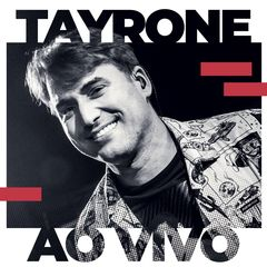 Capa do CD Tayrone | Ao Vivo | 2019.2