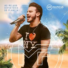 Capa do CD MATHEUS FERNANDES - NOVO CD PROMOCIONAL - DEZEMBRO 2017