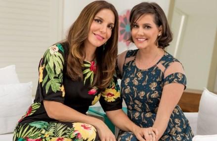 Ivete Sangalo e Deborah Secco (foto: reprodução)