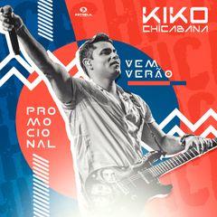 Capa do CD Kiko Chicabana Vem Verão