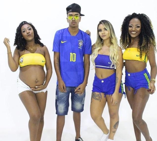 535af8f482391 Sua Música -  Quadradinho do Hexa   Bonde das Maravilhas lança ...
