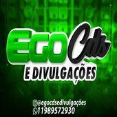 EGO CDS E DIVULGAÇÕES