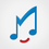 Anitta grava música com sorriso maroto.