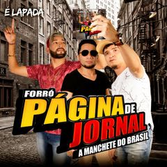 PAGINA DE JORNAL CD COMPLETO 2019 - Forró - Sua Música