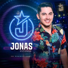 Capa do CD Jonas Esticado - Promocional - Fevereiro - 2018