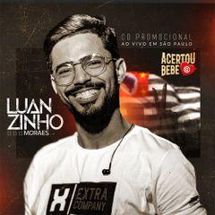 Capa do CD LUANZINHO MORAES - PROMOCIONAL SÃO PAULO
