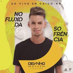 Capa do CD Devinho Novaes Promocional Ao Vivo em Caicó-RN
