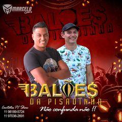 BALÕES DA PISADINHA CD PROMOCIONAL 2020 - Forró - Sua Música