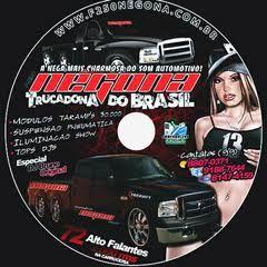 CD F250 Negona Especial Trucadona do Brasil - Eletrônica