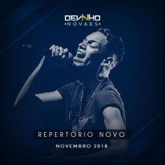 Capa do CD Devinho Novaes - Promocional Novembro #AoVivoNoBuzu