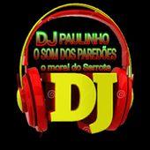 DJ PAULINHO O SOM  DOS PAREDÕES O MORAL DO SERROTE
