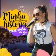 Capa do CD Minha História Solange Almeida