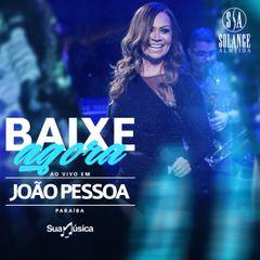 Capa do CD SOLANGE ALMEIDA - JOÃO PESSOA - (Jampa Beer) - Kellysson Gravações