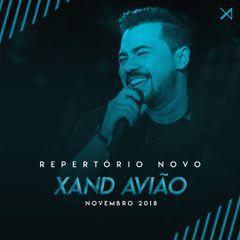 Capa do CD CD Xand Avião - Novembro 2018