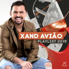 Capa do CD CD Xand Avião - Playlist 2019