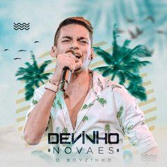 Capa do CD Devinho Novaes - Promocional Verão do Boyzinho
