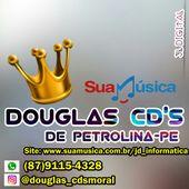 Douglas CDs De Petrolina PE