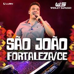 Capa do CD Wesley Safadão - São João de Fortaleza 2018 (Repertório Novo)