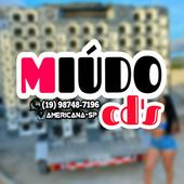 MIUDO CDs