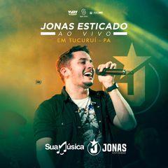 Capa do CD Jonas Esticado - Tucurui-PA - Novembro - 2017