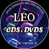 LÉO CDS E DVDS